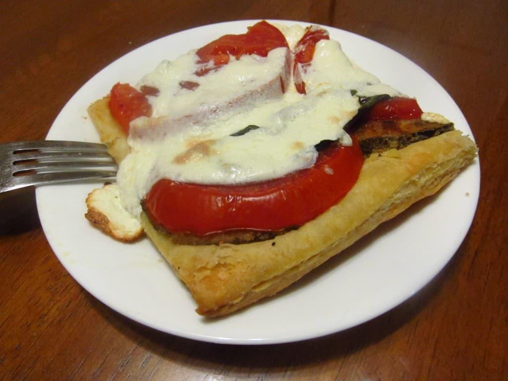 eggplant margherita