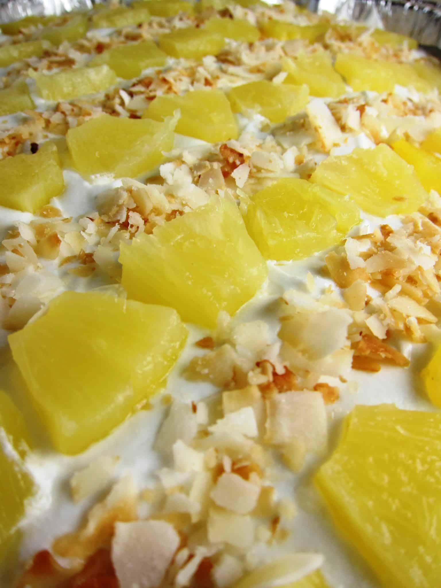 Caribbean Tres Leches Cake | Babaganosh - Darn Good Food!