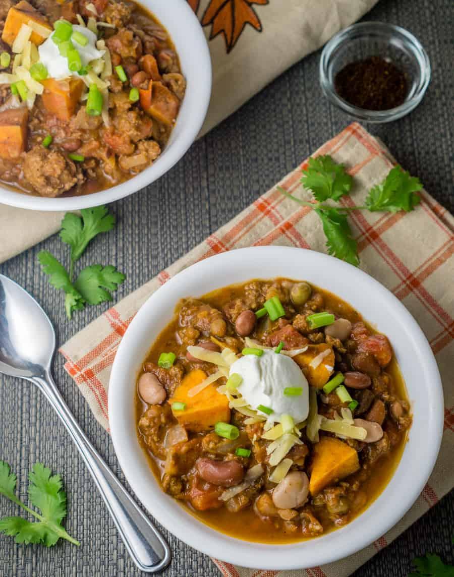 Amazing sweet potato recipes