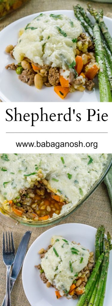 Shepherd's Pie - an easy recipe with a twist!