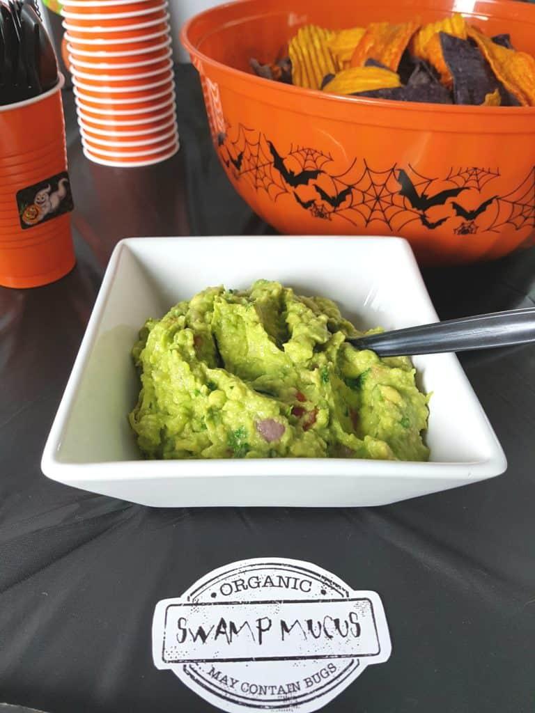 Halloween Party Tutorial - Guacamole