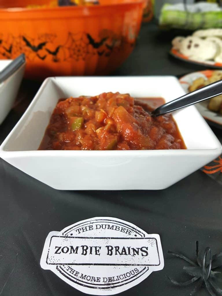 Halloween Party Tutorial - Salsa
