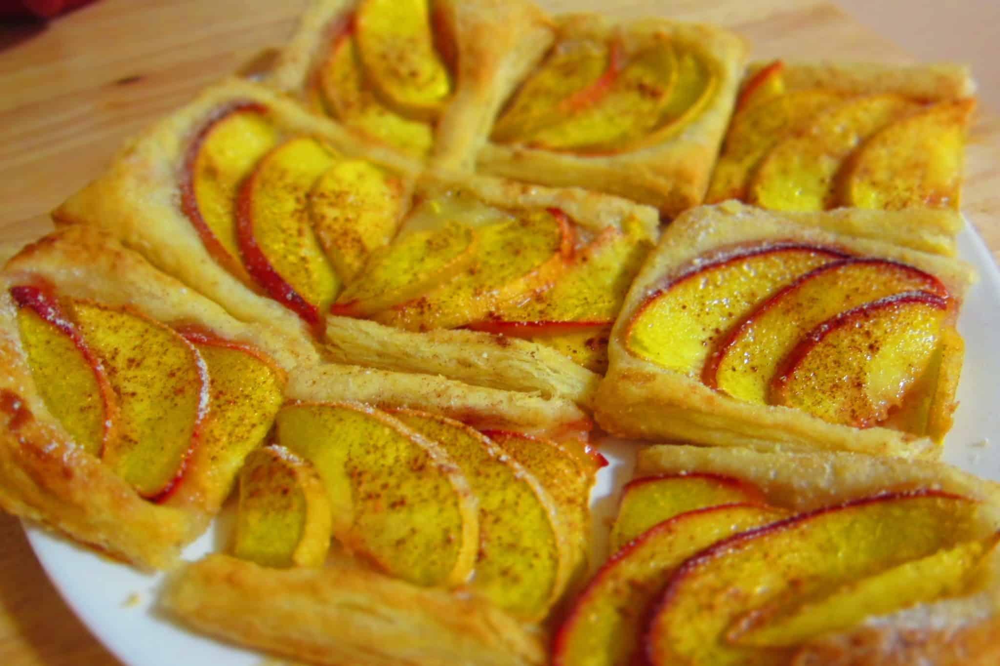 peach tarts