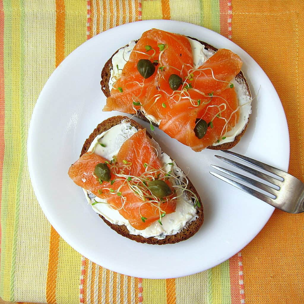 How to Cure Salmon – Lox Recipe