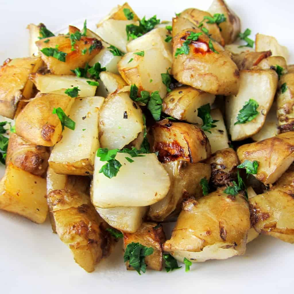 roasted jerusalem artichokes