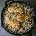 Chicken and Mushroom Skillet