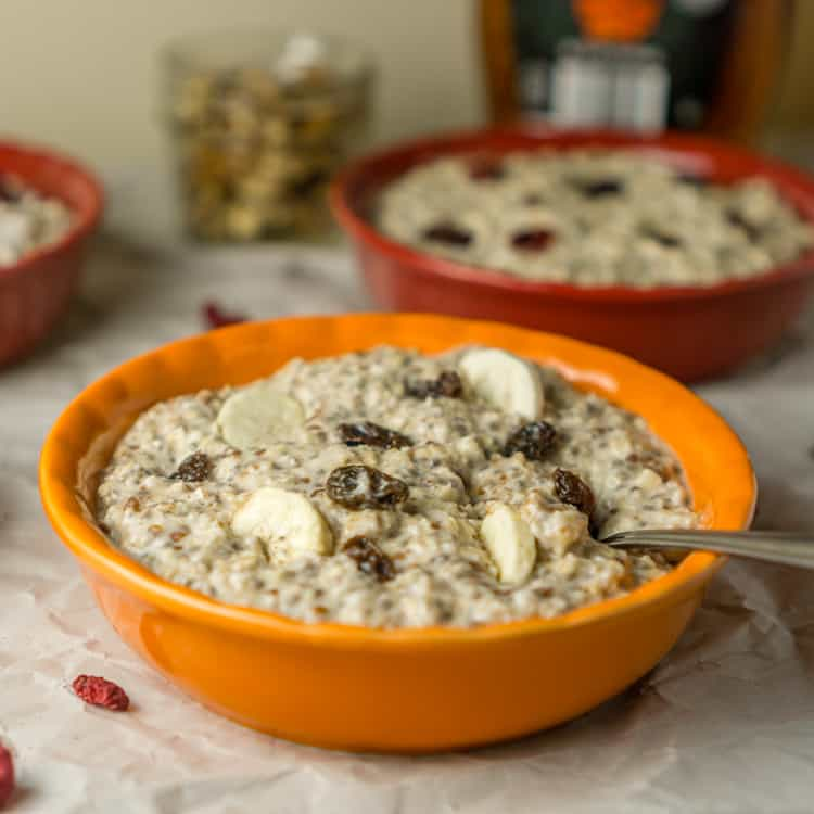 Best Overnight Oatmeal