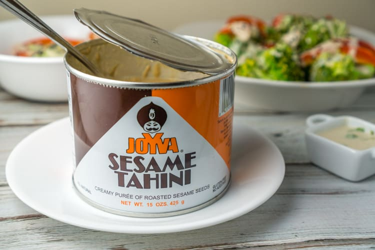 greek yogurt tahini sauce