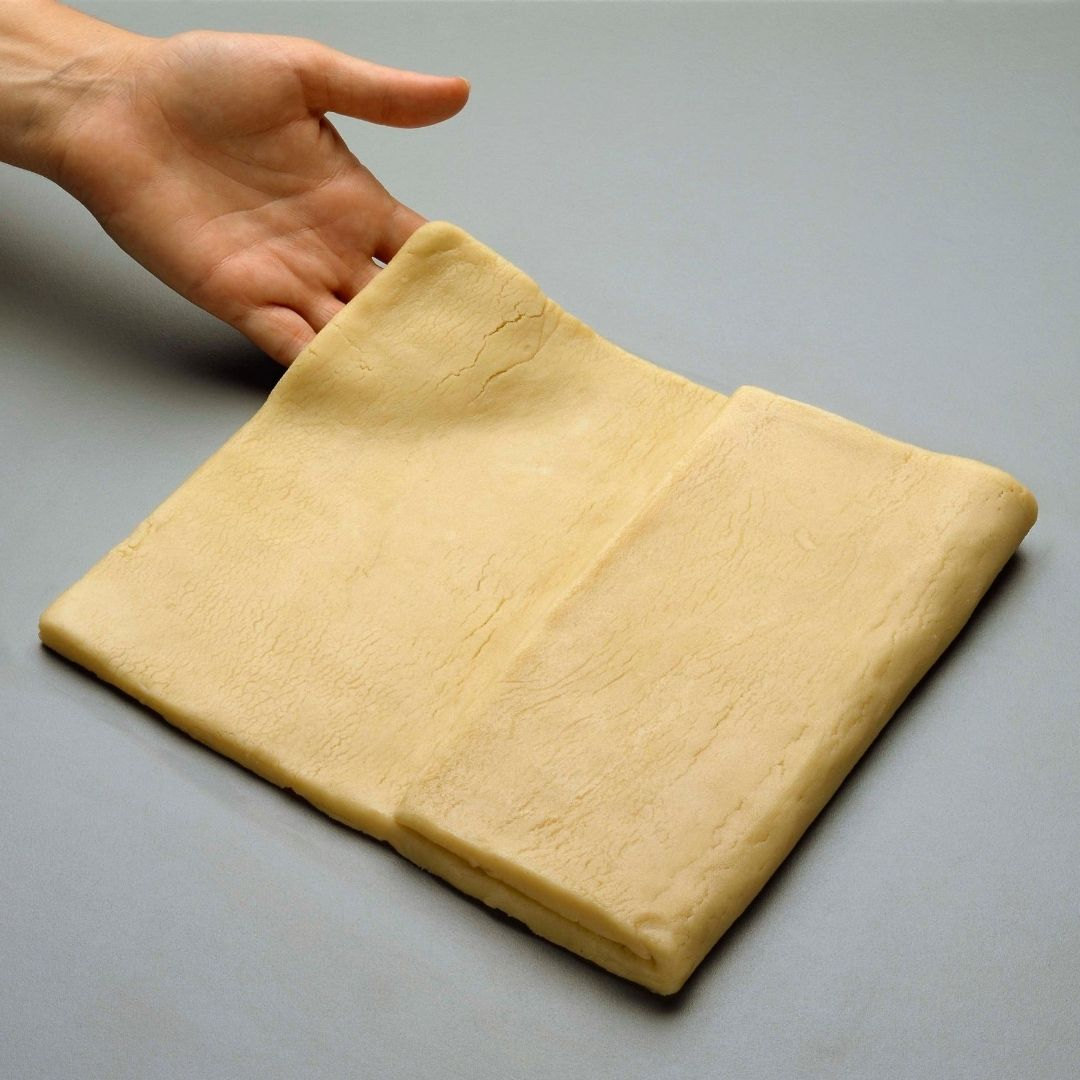 thawed sheet of puff pastry