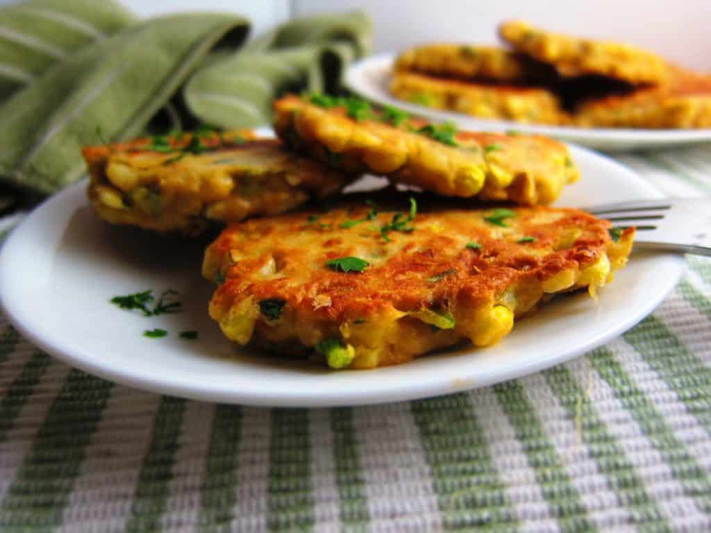 Quick & Easy Corn Fritters