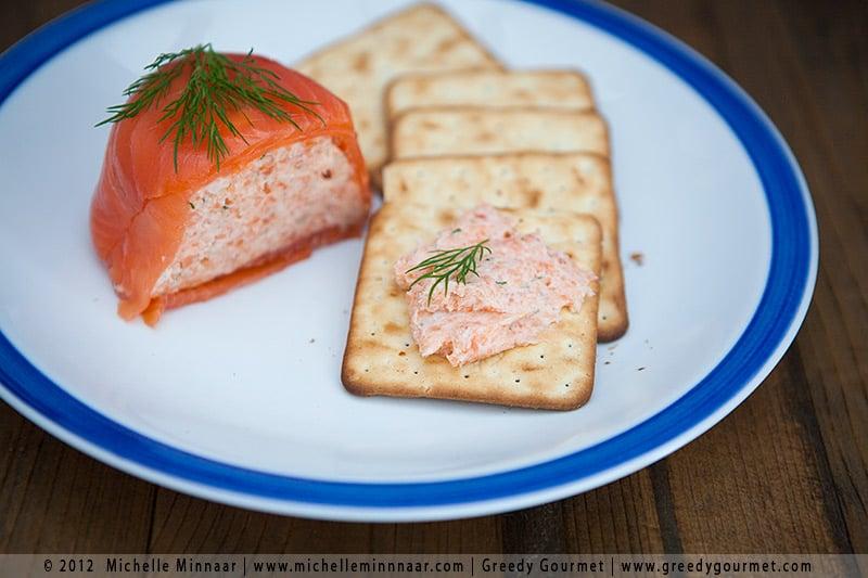 smoked salmon pate - lox recipes roundup