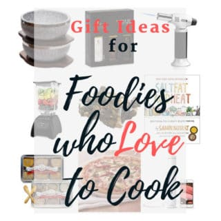 gift guide for foodies who love to cook