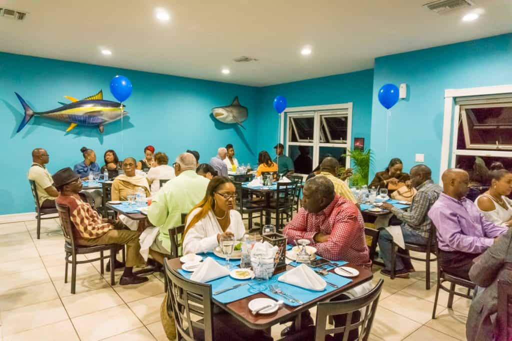 Blue Marlin Cove Restaurant, Grand Bahama