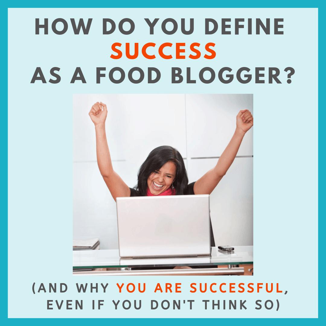 square image of blog success
