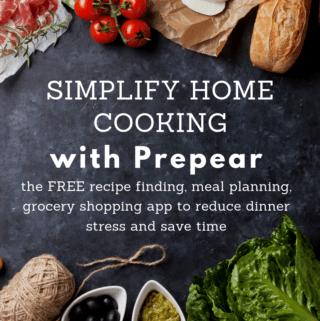 prepear app graphic