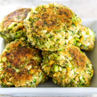 vegan broccoli meatballs
