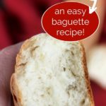 baguette pinterest graphic