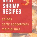 best shrimp recipes graphic