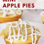 pinnaple image of mini apple pie cups