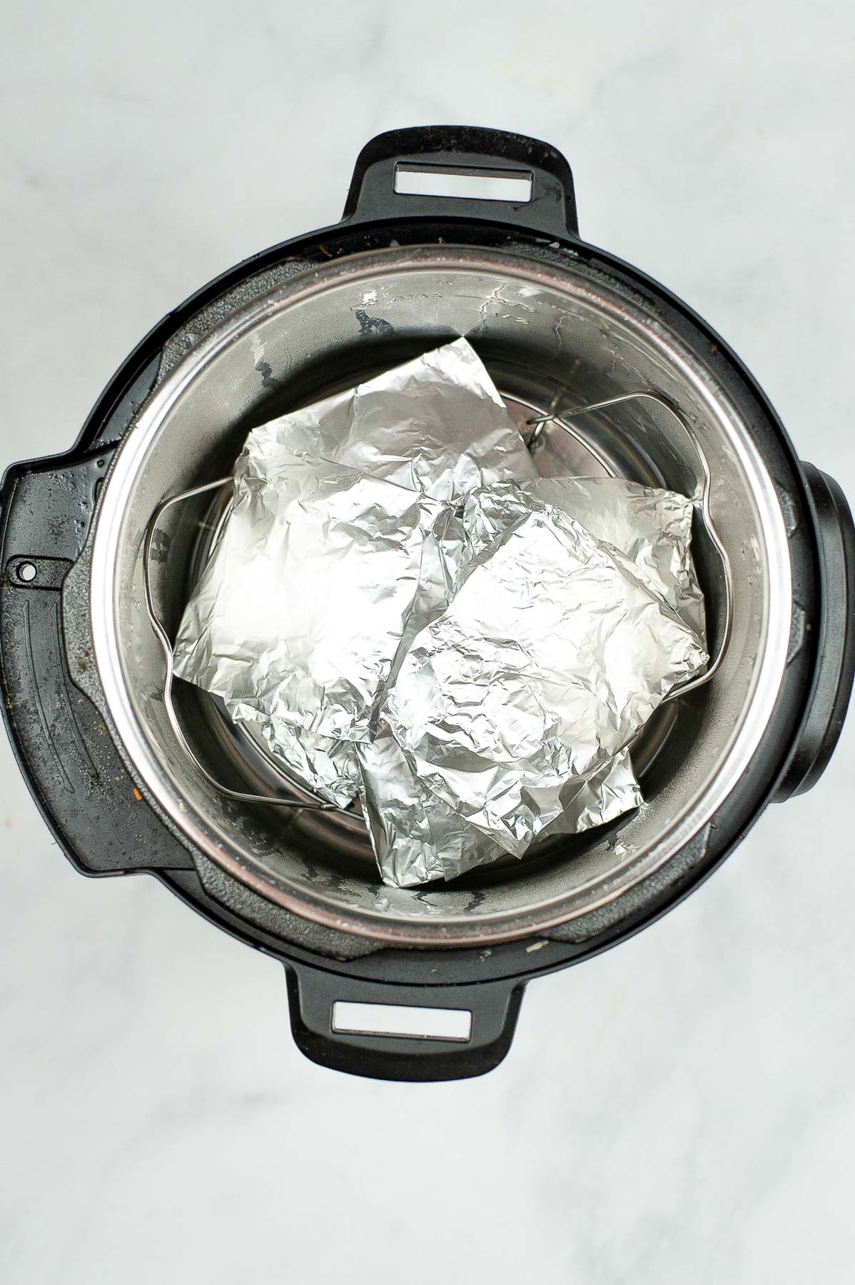 How to make burgers in the Instant Pot.
